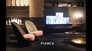 PIANCA Salone del Mobile 2017