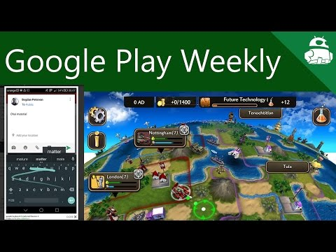 YouTube Music Key beta, Game of Thrones on Android (maybe), Material Design! – Google Play Weekly