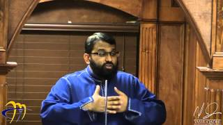Tafsir Surat al-Fatihah 17: Path of the Prophets & the Righteous ~ Dr. Yasir Qadhi | 23rd July 2014