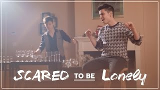 Download Lagu Scared To Be Lonely - Martin Garrix - Sam Tsui & KHS Cover Gratis STAFABAND