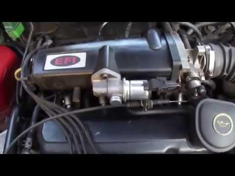 motor endura ford ka acelerado