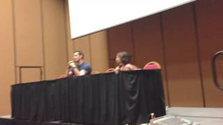 Travis Willingham pranks Troy Baker