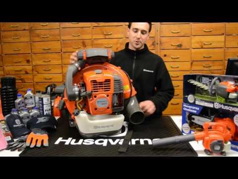 Husqvarna 150BT Back Pack Blower