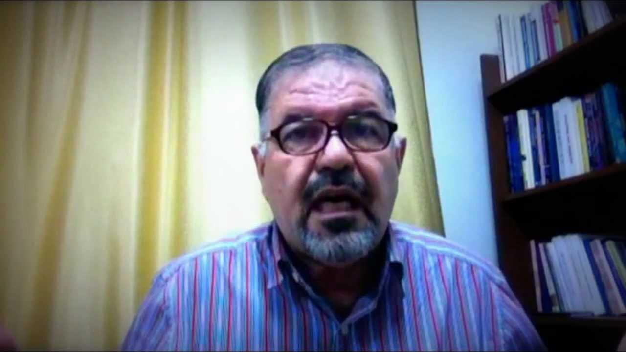 الدكتور باسل الطائي ضيافة العوضي