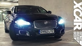 Jaguar XJ Ultimate: The drive-through will never be the same - XCAR