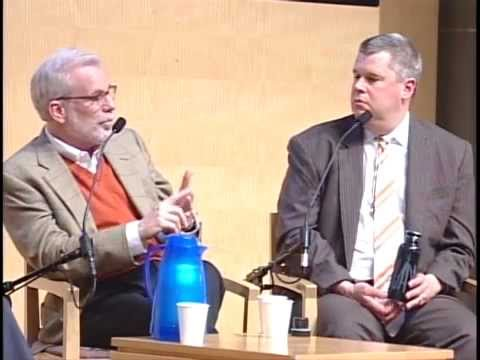 Chris Van Allsburg and Lemony Snicket in conversation with Mac Barnett