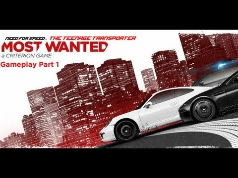 Download game Need for Speed Most Wanted 2013 Crack & Perbarui v1.3 Cra