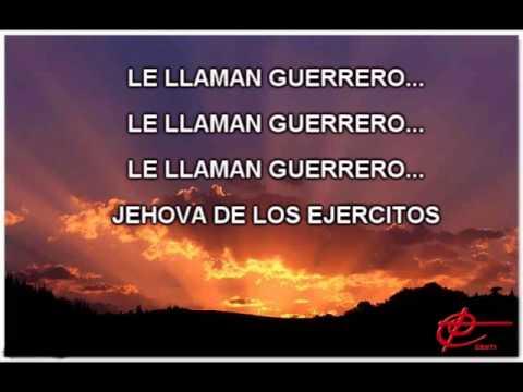 Juan Carlos Alvarado - Jehova Es Mi Guerrero