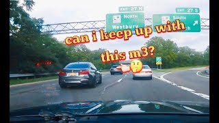 6 VERY INTENSE RACES IN TRAFFIC!!!(part1)