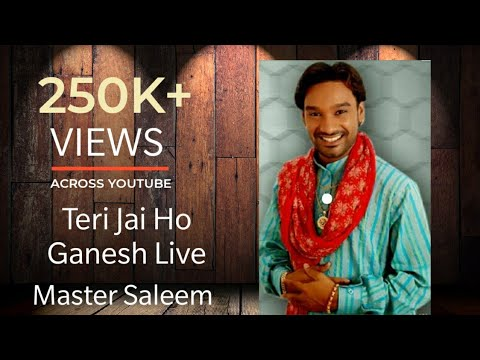 Master Saleem- Jai Ho Ganesh video