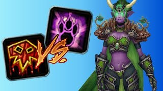 INSANE SHAMAN vs FERAL Duel! (5v5 1v1 Duels) -  Rogue PvP WoW: Battle For Azeroth 8.1