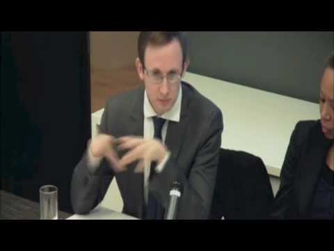 William Hynes: Aid for Trade and private sector development support