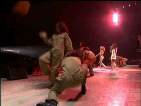 Destiny's Child Live in Rotterdam 2002 - Get On The Bus