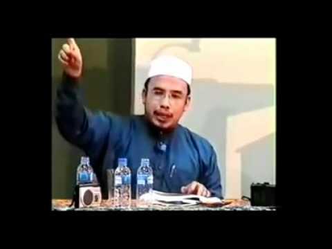 Dr Asri - Adil dalam menilai seseorang