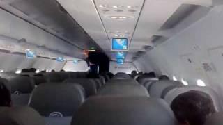 Avión. Altitud 12 mil metros