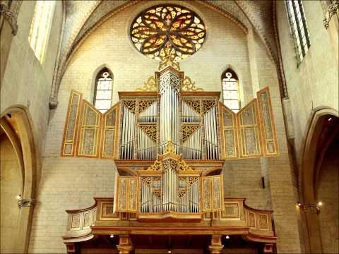 J.-S. BACH - Fantaisie et Fugue en sol mineur, BWV 542