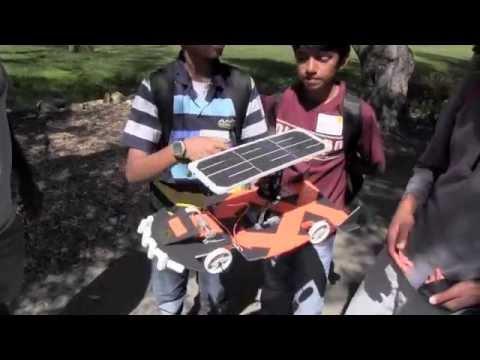 Junior Solar Sprint Car Competition