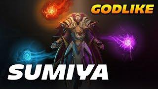 SumiYa Invoker GODLIKE | Dota 2 Pro Gameplay