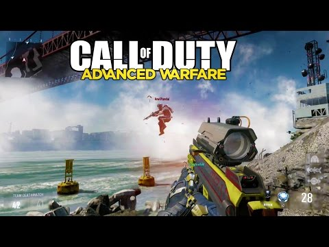 Call of Duty: Advanced Warfare Multiplayer Gameplay Part 4 -