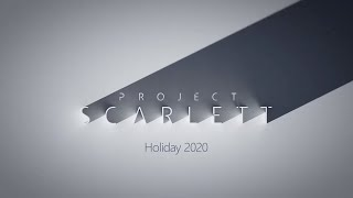 Xbox Scarlett Trailer - First Details on Project Scarlett Specs and Release Date From E3 2019