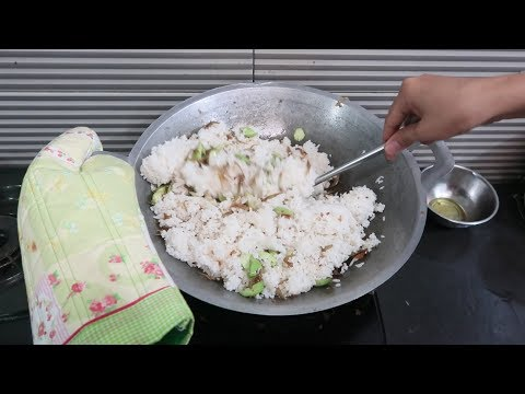 What It Baker Cooking Fried Rice (Not How to Make Cake)