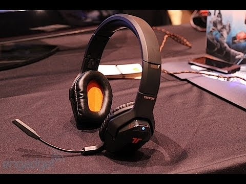 Hands-On: Tritton Primer Wireless Stereo Headset for Xbox 360
