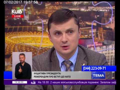 """Михайло Головко - в етері каналу """"Київ"""""""