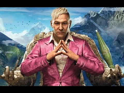 Far Cry 4 - Pagan Min (All Cutscenes + Radio Dialogue)