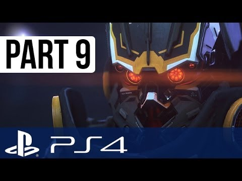 Killzone Shadow Fall Gameplay Walkthrough Part 9 - Chapter 5: The Helghast (PS4 Gameplay 1080p HD)