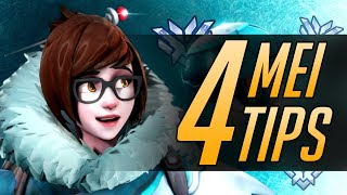 MEI TIPS and TRICKS (Season 12)   Overwatch Guide