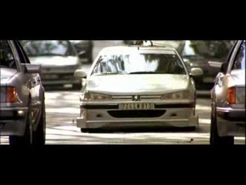 Mercedes W124 500E scenes from Taxi movie - YouTube