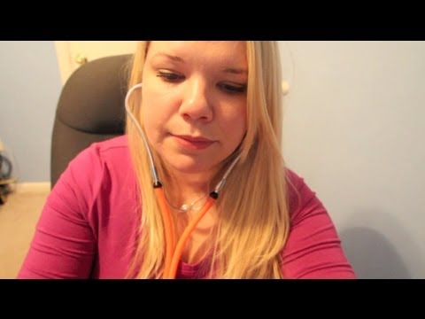 ASMR Doctor Role Play. Binaural. Soft. Whisper. RELAX in 3D. ✿✿✿