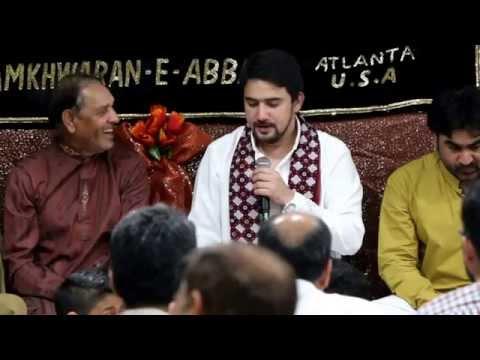 Farhan Ali Waris At Dar E Abbas (atlanta, Georgia, Usa)shaban Jashan Part 3 video