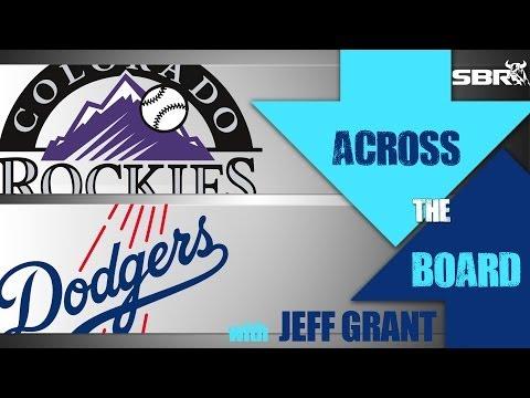 MLB Picks: Colorado Rockies vs. LA Dodgers