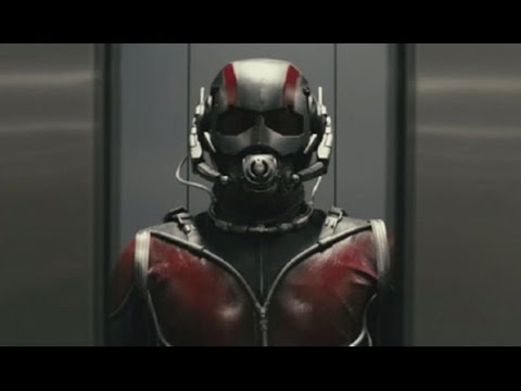 [LEAKED] Ant-Man Official Test Footage SDCC 2012