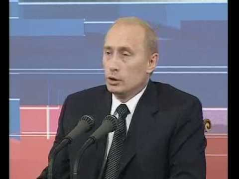 В.Путин.2 Ежегодная большая пресс-конференция (Putin) Part 3