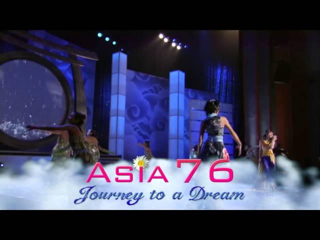 Asia DVD 76: Journey to a Dream - Hành Trình Một Giấc Mơ