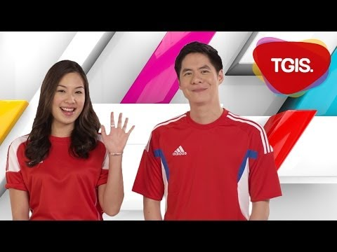 Run, Kick & Win Tickets to 2014 FIFA World Cup™ in Brazil (TGIS S03E12)