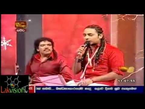 Sri Lanka Flashback Drummer Niroshan Dream Singing Me Prathama Wasanthayai video