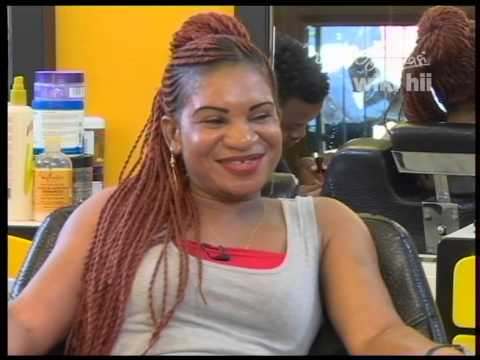Mkasi Promo With Luiza Mbutu