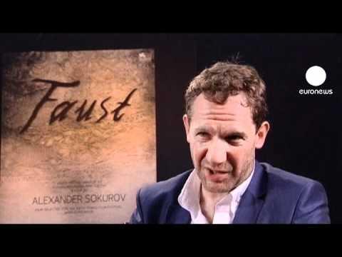 euronews cinema – Sokurov's Faust takes Golden Lion at Venice