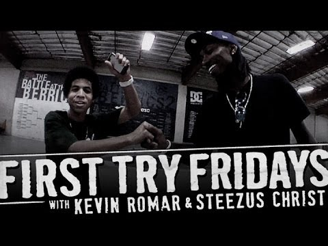 Kevin Romar - First Try Friday