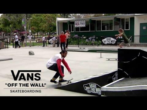 Go Skateboarding Day 2016: Vans Pro Daniel Lutheran