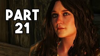 The Witcher 3 Walkthrough Gameplay Part 21 - Swallow Potion (The Witcher 3 Wild Hunt)