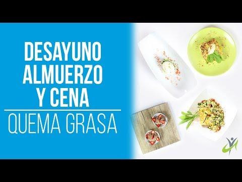 Desayuno Hasta Cena Dieta Cetogénica - Día Completo De Comida