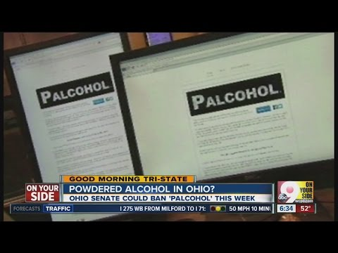 Ohio lawmakers to crack down on powdered alcohol