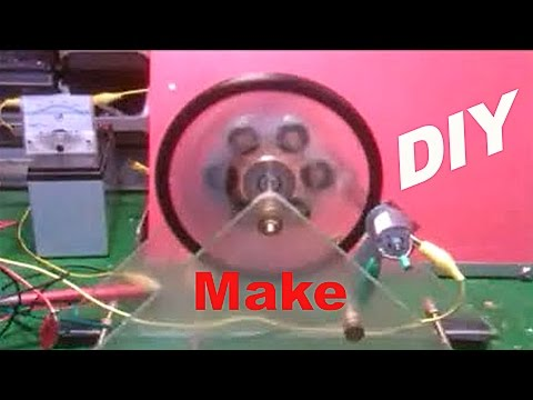 How To Build A Magnet Motor Youtube