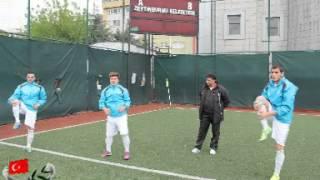 Çankırı Yeşilılgaz-Zeytinburnu Öz Trabzon:0-1