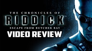 The Chronicles of Riddick: Escape from Butcher Bay PC Game Review