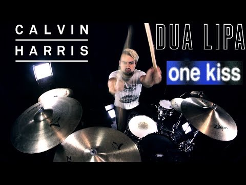 Download Lagu  Calvin Harris, Dua Lipa - One Kiss Drum Remix Mp3 Free